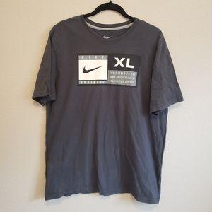4/$25 Nike Training Logo T Shirt